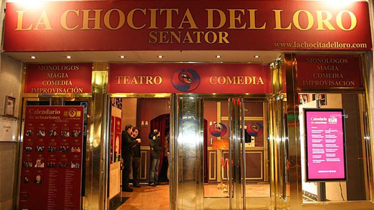 Monologos en Madrid