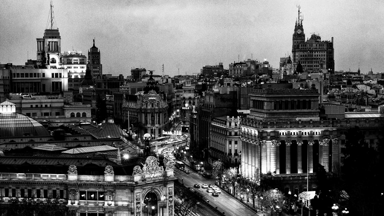 Madrid en el cine