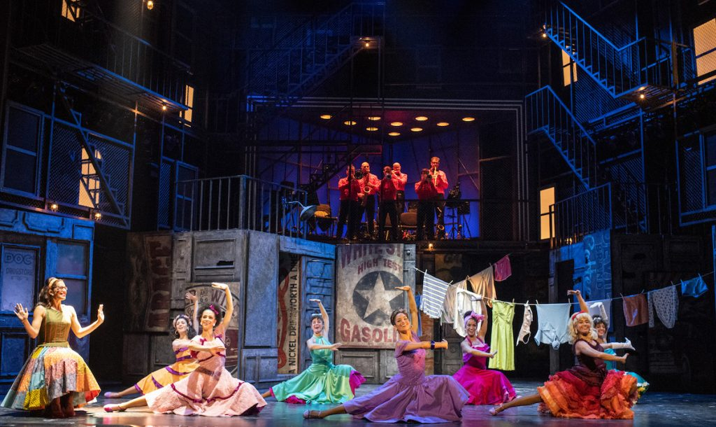 West Side Story en Teatro Calderón
