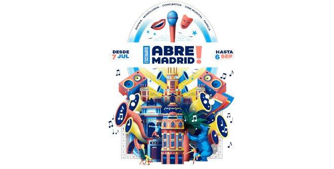 Abre Madrid