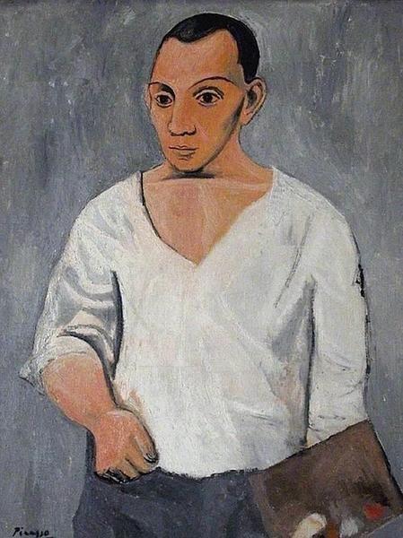 Autorretrato de Picasso