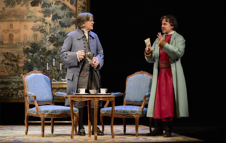 """""""La disputa"""", en el Teatro María Guerrero"""
