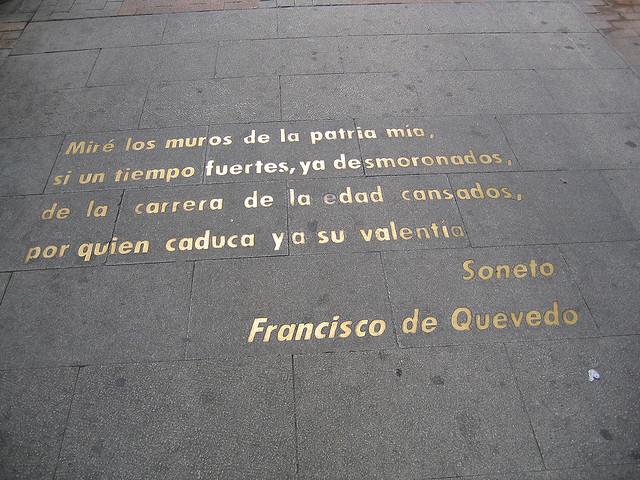 Calle Huertas - CC Pablo Sanchez