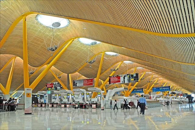 Cómo llegar al aeropuerto de Barajas