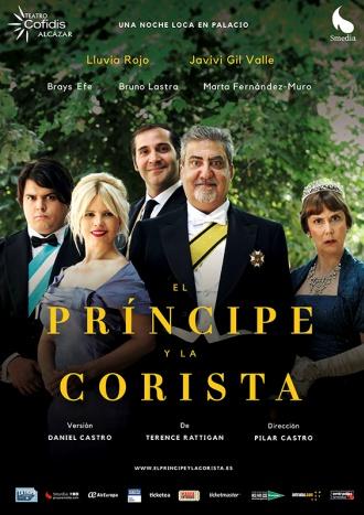 El Príncipe y la corista, ahora en teatro en Madrid