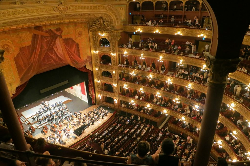 Exposición Ópera ciudades Madrid