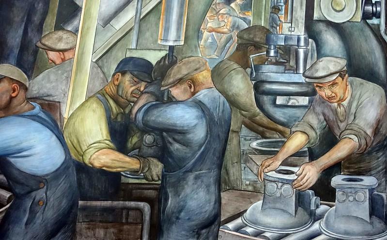 Arte de Diego Rivera