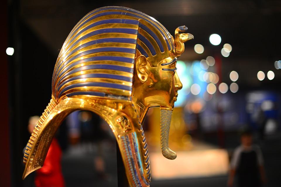 Faraón. Rey de Egipto