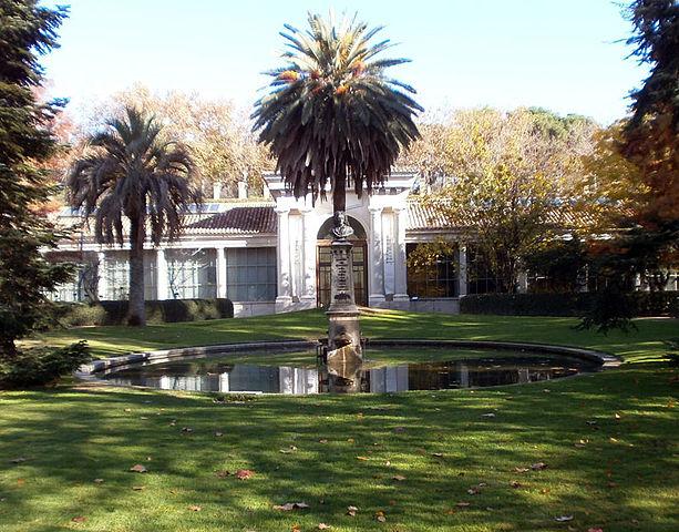 Paseo del prado 7 paradas obligatorias for Jardin botanico madrid conciertos