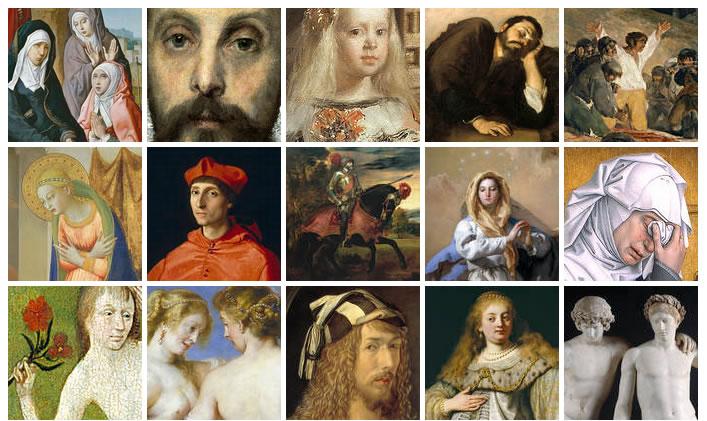 Obras maestras del Prado