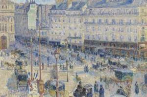 La Place du Havre, París. 1893