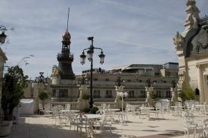 Terraza del Casino de Madrid