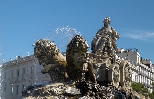 Visita Madrid en Otoño