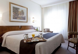 Hotel Liabeny Madrid | Double bedroom