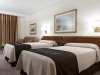 Hotel Liabeny Madrid | Double bedroom with a supplementary bed