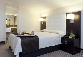 Hotel Liabeny Madrid | Superior single bedroom
