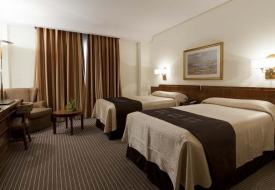 Hotel Liabeny Madrid | Double bedroom