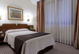 Hotel Liabeny Madrid | Single bedroom